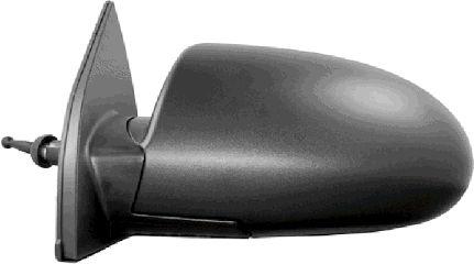 Rétroviseur extérieur - VAN WEZEL - 8226803