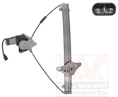Lève-vitre - VAN WEZEL - 8251261