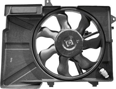 Ventilateur, refroidissement du moteur - VWA - 88VWA8251747