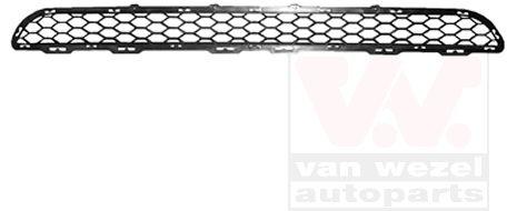 Grille de ventilation, pare-chocs - VAN WEZEL - 8266590