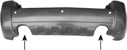 Pare-chocs - VWA - 88VWA8267545
