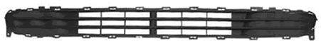 Grille de ventilation, pare-chocs - VAN WEZEL - 8317590