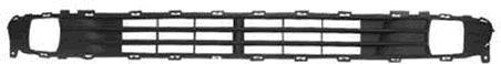 Grille de ventilation, pare-chocs - VAN WEZEL - 8317599