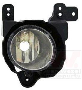 Projecteur antibrouillard - VAN WEZEL - 8332996