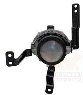 Projecteur antibrouillard - VAN WEZEL - 8354997