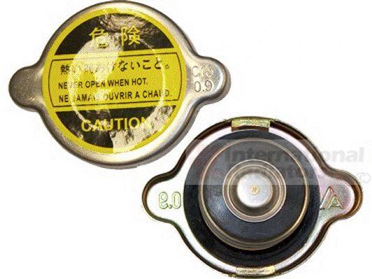 Bouchon de radiateur - VAN WEZEL - 99000001