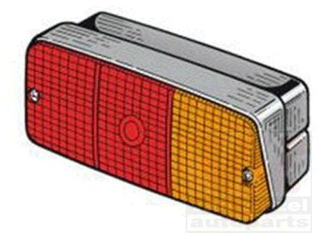Feu arrière - VAN WEZEL - 9901922