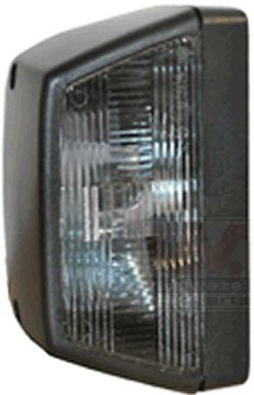 Feu éclaireur de plaque - VAN WEZEL - 9903920