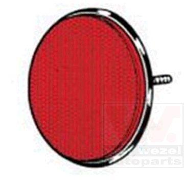 Réflecteur, feu de position/d'encombrement - VAN WEZEL - 9904929