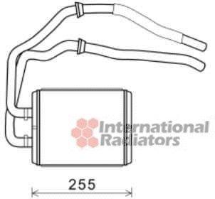 Système de chauffage - VWA - 88VWA28006105