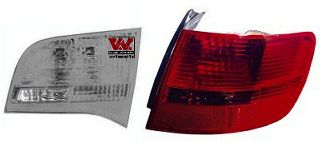 Feu arrière - VAN WEZEL - 0319922