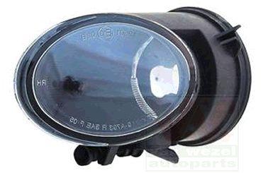 Projecteur antibrouillard - VAN WEZEL - 0379995