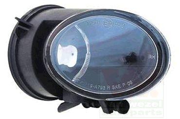 Projecteur antibrouillard - VAN WEZEL - 0379996