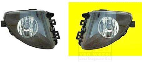 Phares antibrouillard - VAN WEZEL - 0617997