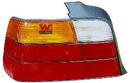 Feu arrière - VAN WEZEL - 0640931