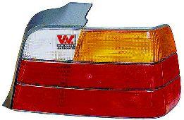 Feu arrière - VAN WEZEL - 0640932