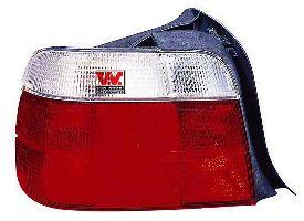 Feu arrière - VAN WEZEL - 0641935