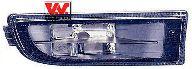 Projecteur antibrouillard - VAN WEZEL - 0650998