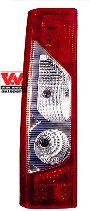 Feu arrière - VAN WEZEL - 1612921