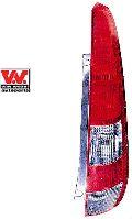 Feu arrière - VAN WEZEL - 1805932