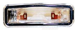 Feu éclaireur de plaque - VAN WEZEL - 1858920