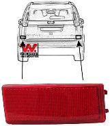 Réflecteur arrière - VWA - 88VWA1862940