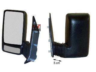 Rétroviseur extérieur - VAN WEZEL - 2813801
