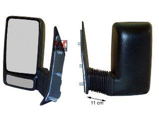 Rétroviseur extérieur - VAN WEZEL - 2813811