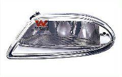 Projecteur antibrouillard - VAN WEZEL - 3086997