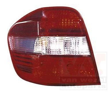 Feu arrière - VAN WEZEL - 3088931
