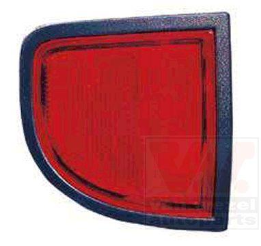 Réflecteur arrière - VAN WEZEL - 3295930