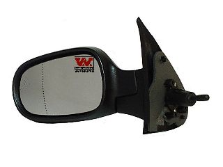 Rétroviseur extérieur - VAN WEZEL - 3328803