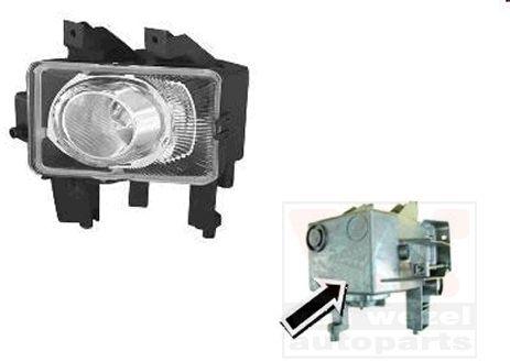 Projecteur antibrouillard - VWA - 88VWA3748997