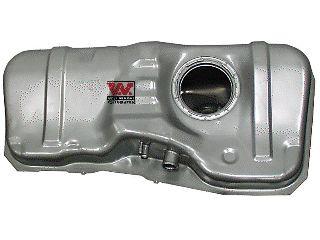 Réservoir de carburant - VAN WEZEL - 3776081