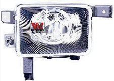 Projecteur antibrouillard - VAN WEZEL - 3779995