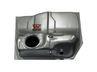 Réservoir de carburant - VAN WEZEL - 3788081