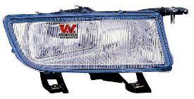 Projecteur antibrouillard - VAN WEZEL - 4730996