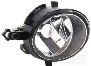 Projecteur antibrouillard - VAN WEZEL - 4919995