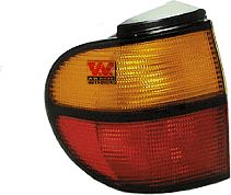 Feu arrière - VAN WEZEL - 5878931