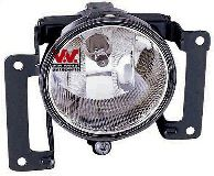 Projecteur antibrouillard - VAN WEZEL - 8267995