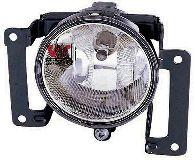 Projecteur antibrouillard - VAN WEZEL - 8267996