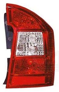 Feu arrière - VAN WEZEL - 8351932