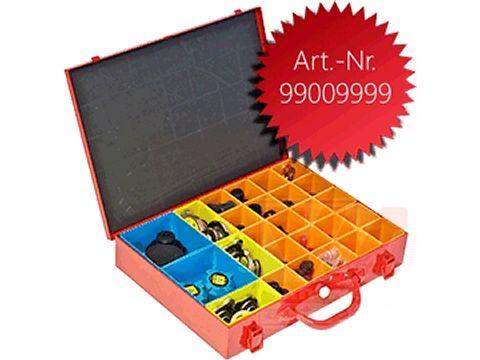 Assortiment, Petites pièces de montage du radiateur - VAN WEZEL - 99009999