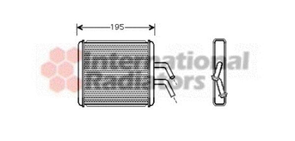 Système de chauffage - VAN WEZEL - 83006044