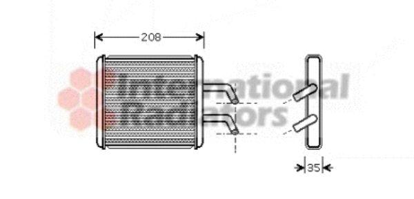 Système de chauffage - VWA - 88VWA83006045