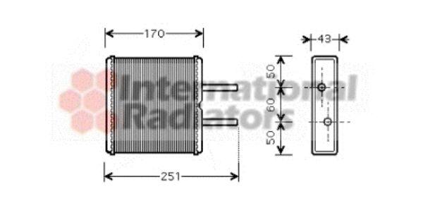 Système de chauffage - VAN WEZEL - 83006046