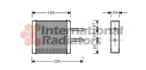 Système de chauffage - VAN WEZEL - 83006047