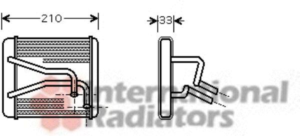 Système de chauffage - VAN WEZEL - 83006049