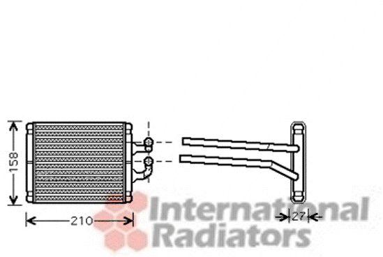 Système de chauffage - VAN WEZEL - 83006067