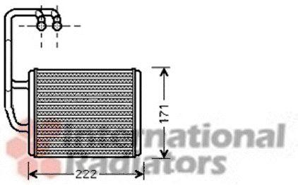 Système de chauffage - VAN WEZEL - 83006076